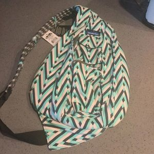 NWT Kavu Rope Bag